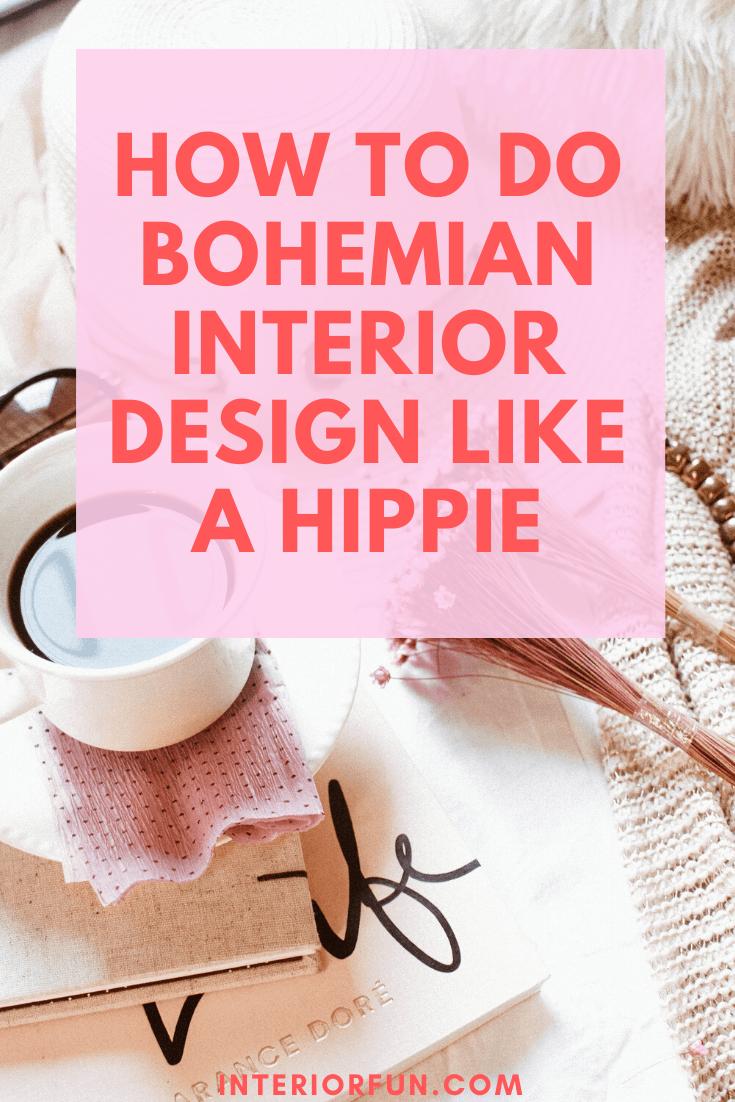 Bohemian Interior Design | Home Decor | Boho | Designers