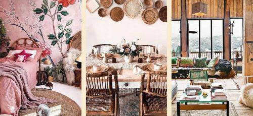Here's How To Do Bohemian Interior Design Like A Hippie