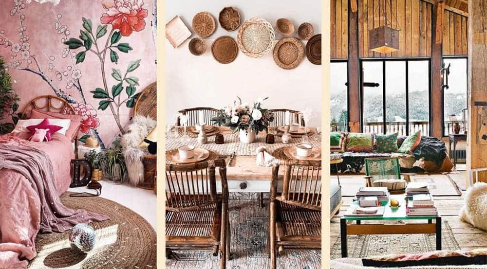 Fabulous Heres How To Do Bohemian Interior Design Like A Hippie Download Free Architecture Designs Embacsunscenecom