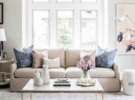 how to make living room bright