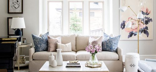 How To Make Your Living Room Look Bright?