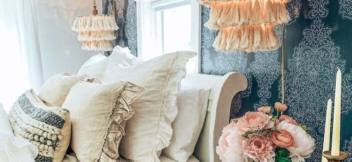 Amazing Decorating Ideas To Make Your Shabby Bedroom Look Chic