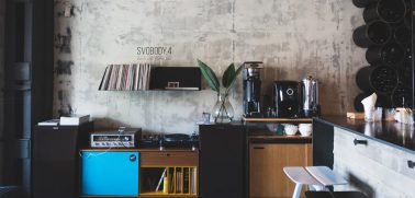 How to Bring Industrial Chic Into Your Home