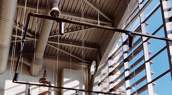 Designing Industrial Interior Design - Exposed Ducting and Piping
