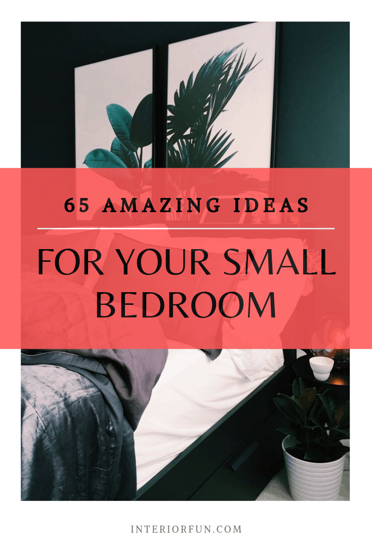 65 Amazing Small Bedroom Ideas to Create Space | Bedroom Decor | Bedroom Designs | For Couples | Bedroom Ideas For Small Rooms