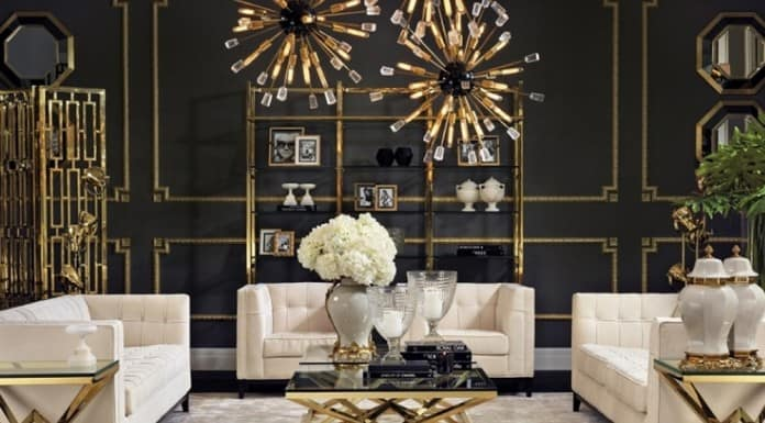 How To create Hollywood Regency Style