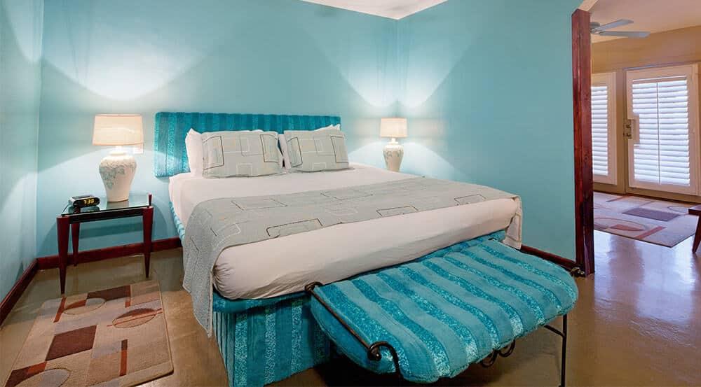 Monochromatic Colors - Bedroom