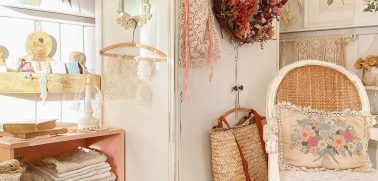 What is Shabby Chic Interior Design?