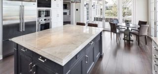 Creative Marble Alternatives for Kitchen Countertop