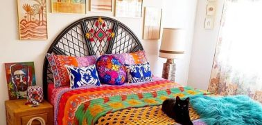 Decorate your Bedroom with These Bohemian Ideas