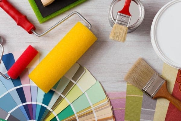choosing the right color for interior design