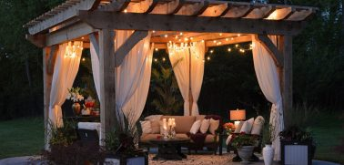 Lovely Ideas to Make Your Patio Complement Your Home Interior