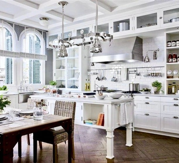 Ideas that can Offer Your Small Kitchen a Splendid Look - Lighting