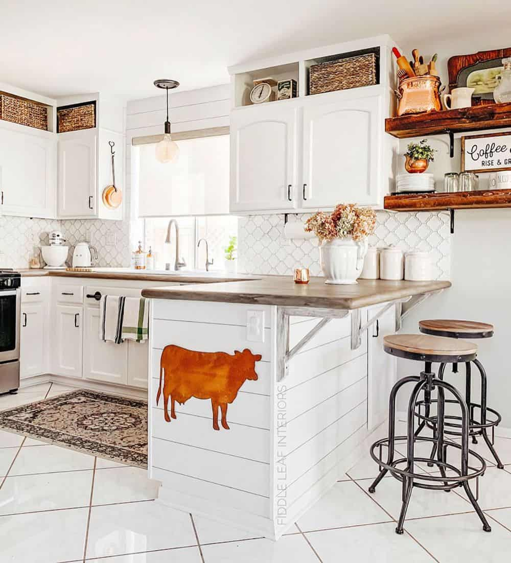 Ideas that can Offer Your Small Kitchen a Splendid Look - Dual Usage of Elements