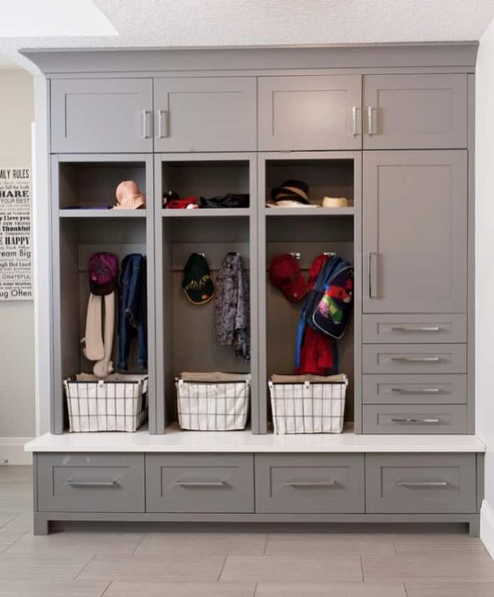 Worth Trying Mudroom Ideas for the House - For the House with Kids
