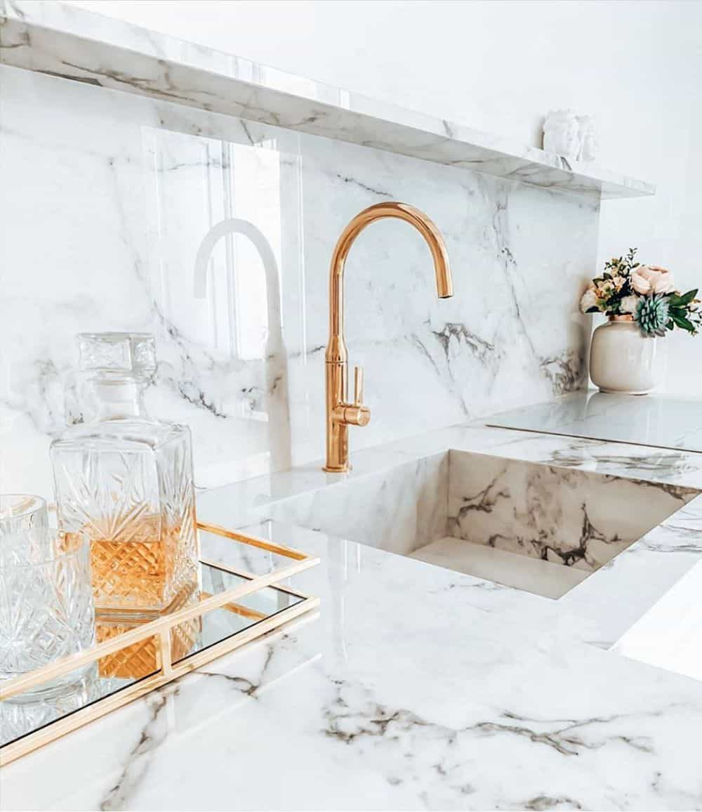 Timeless Kitchen Designs You Will Fall in Love With - Natural Stone