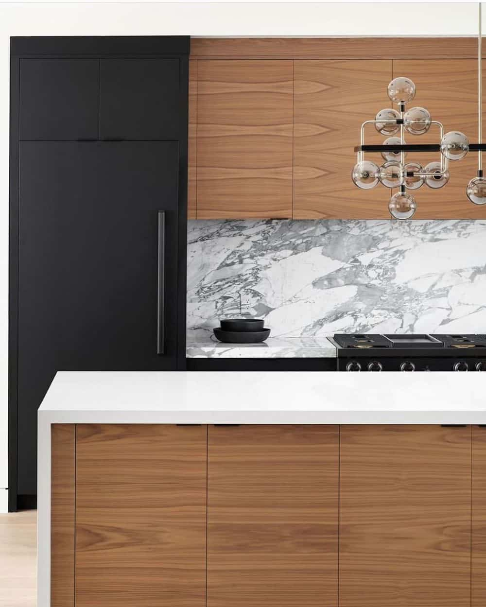 Timeless Kitchen Designs You Will Fall in Love With - Wooden Cabinets