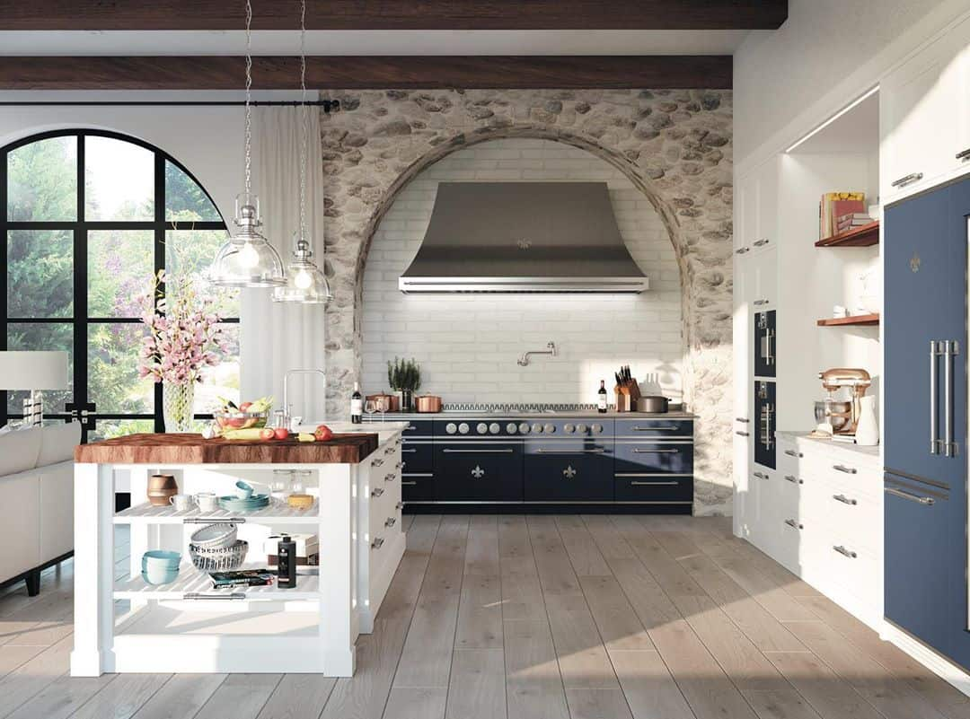 Timeless Kitchen Designs You Will Fall in Love With - Flooring