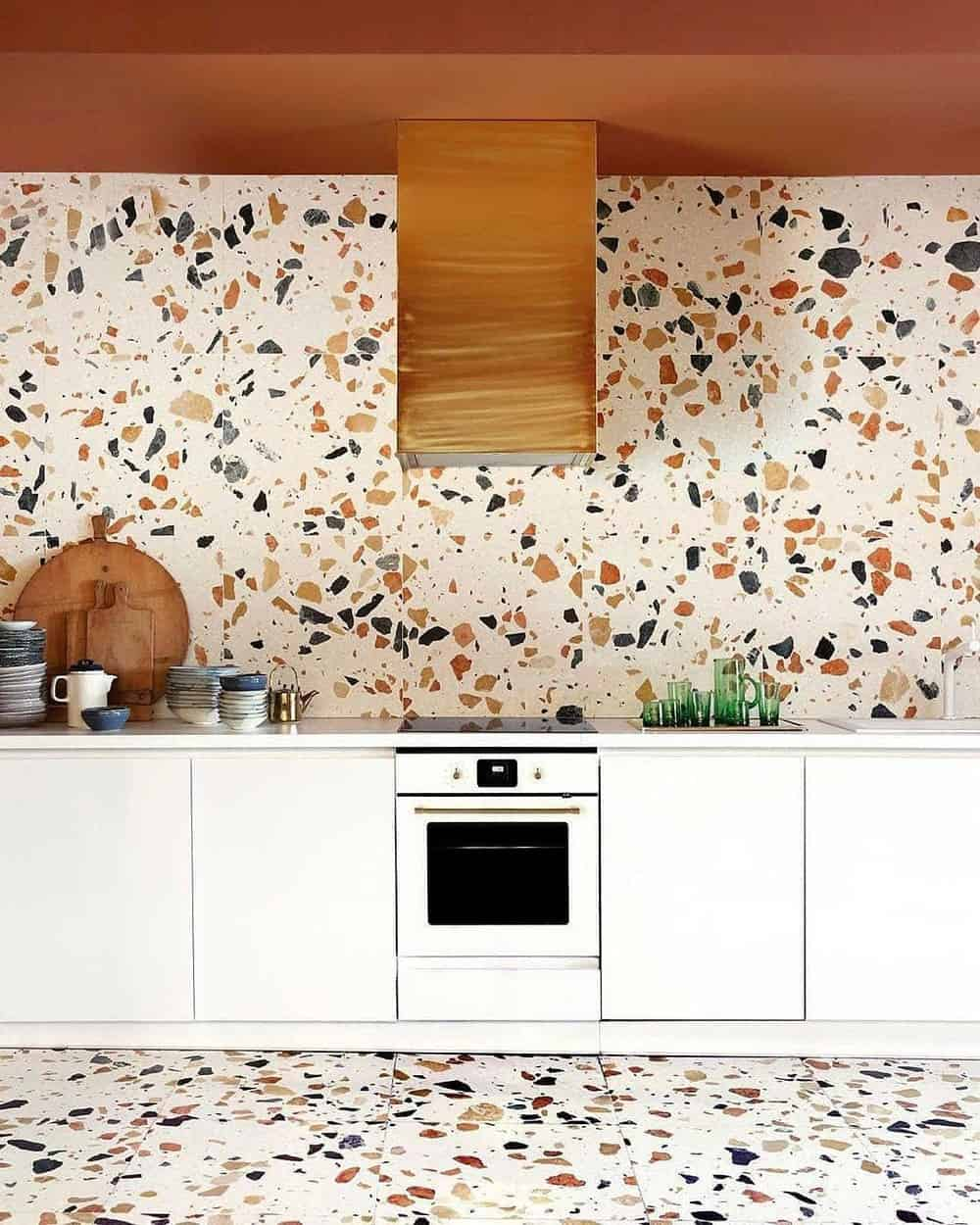 Tile Ideas That You Can Use For Your Home Decor - Terrazzo