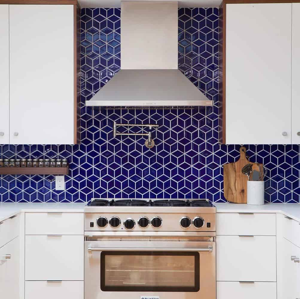 Tile Ideas That You Can Use For Your Home Decor - Geometric Pattern
