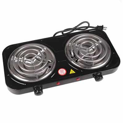 Boshen Portable Electric Coil Burner