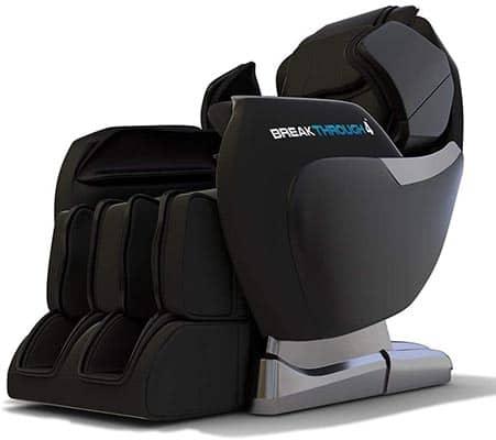 Medical Breakthrough 4 v2 Recliner Massage Chair Full Body Shiatsu Heated Massage Chair