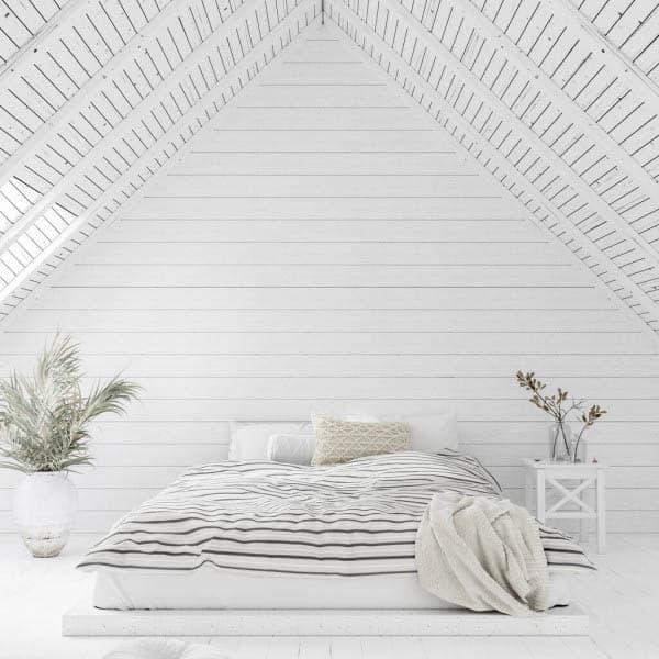 Hamptons Style bedroom