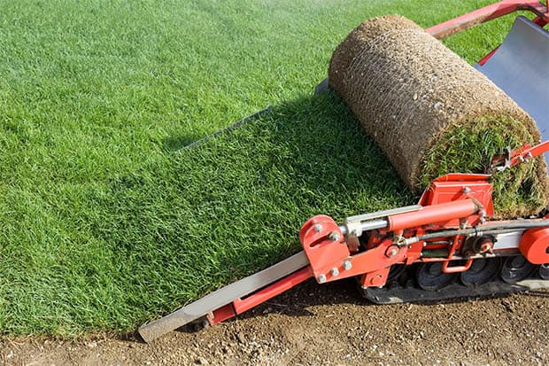 How Does a Sod Cutter Work