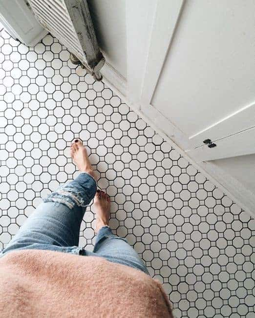 5 stylish bathroom tile ideas to get inspired - Ceramic Tile for Bathroom Floor