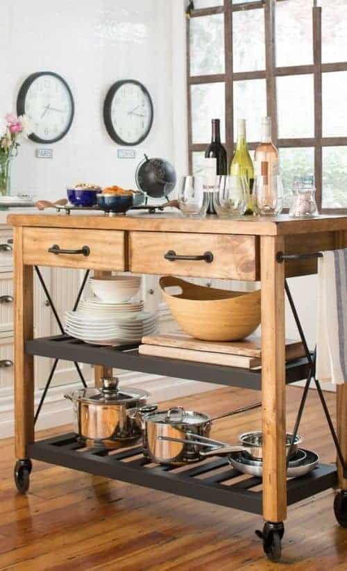 Great Kitchen Island Ideas For Your Inspiration -