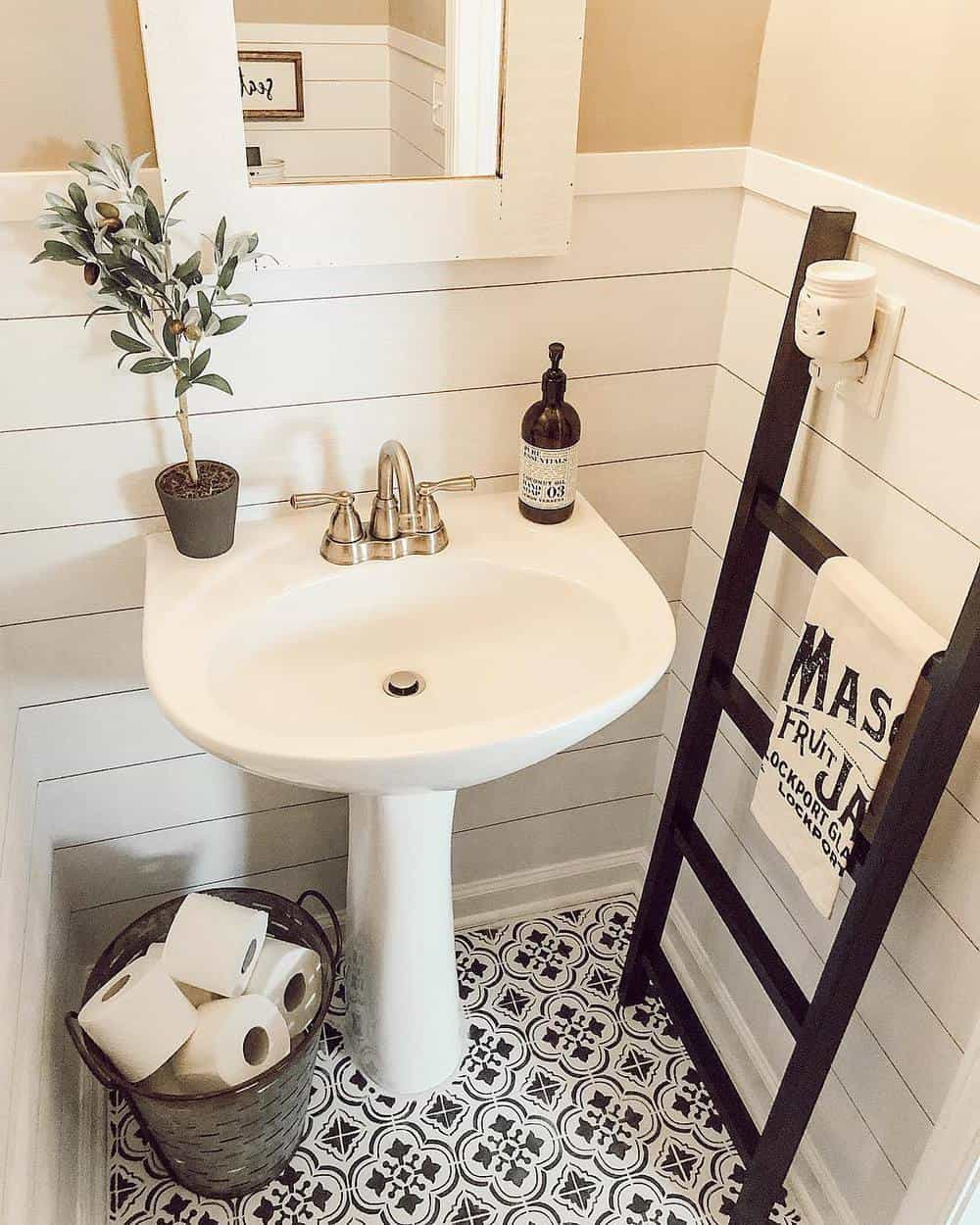 What Tiles Should You Have For Your Bathroom - Wainscoting for Bathroom Walls