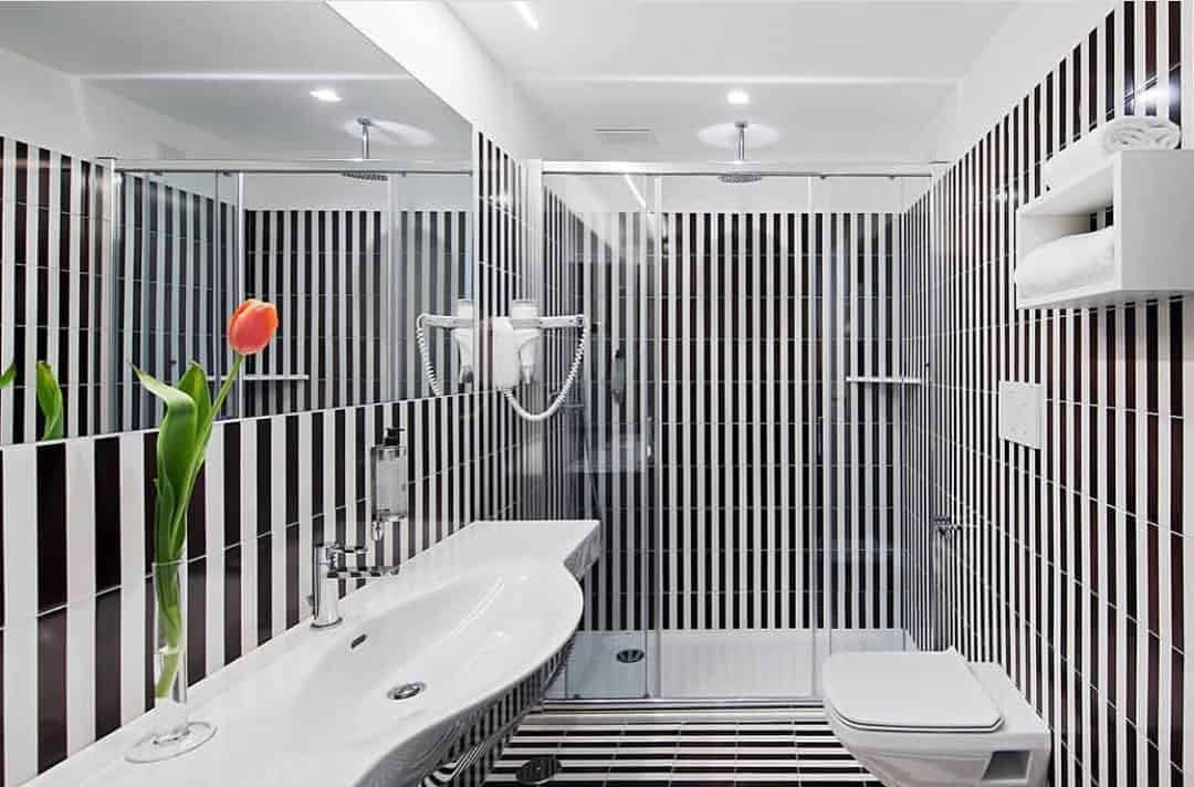 What Tiles Should You Have For Your Bathroom - All Over Option