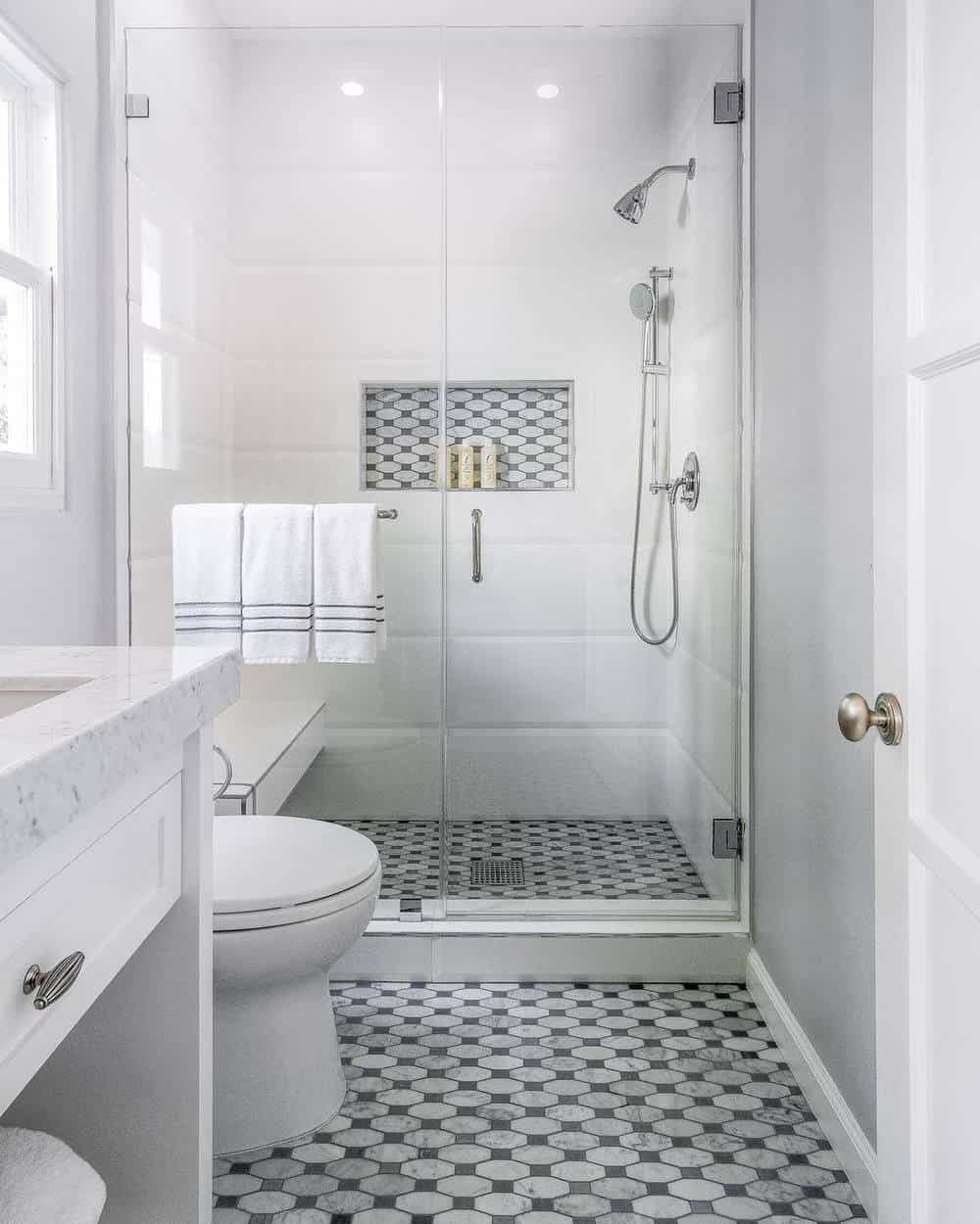 What Tiles Should You Have For Your Bathroom - Shower Flooring Tile Options