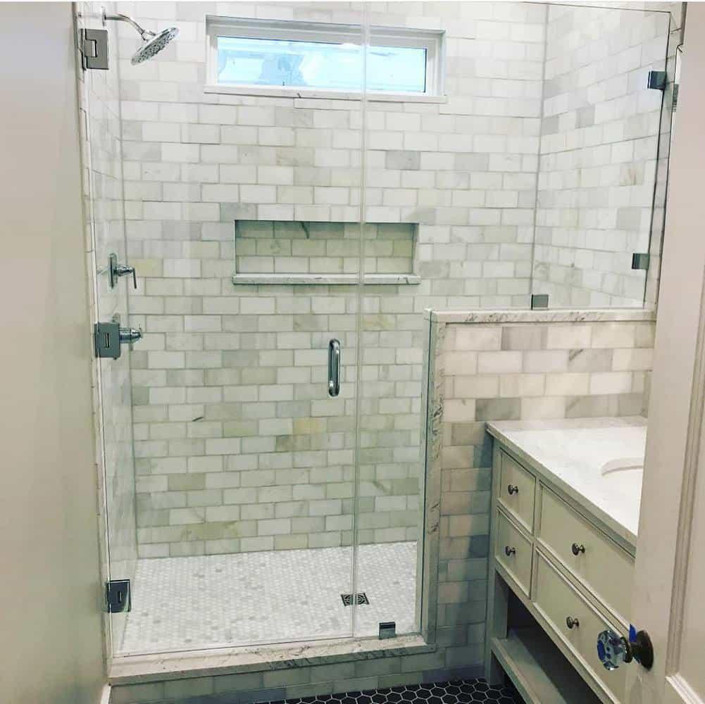 5 stylish bathroom tile ideas to get inspired - Shower Flooring Tile Options