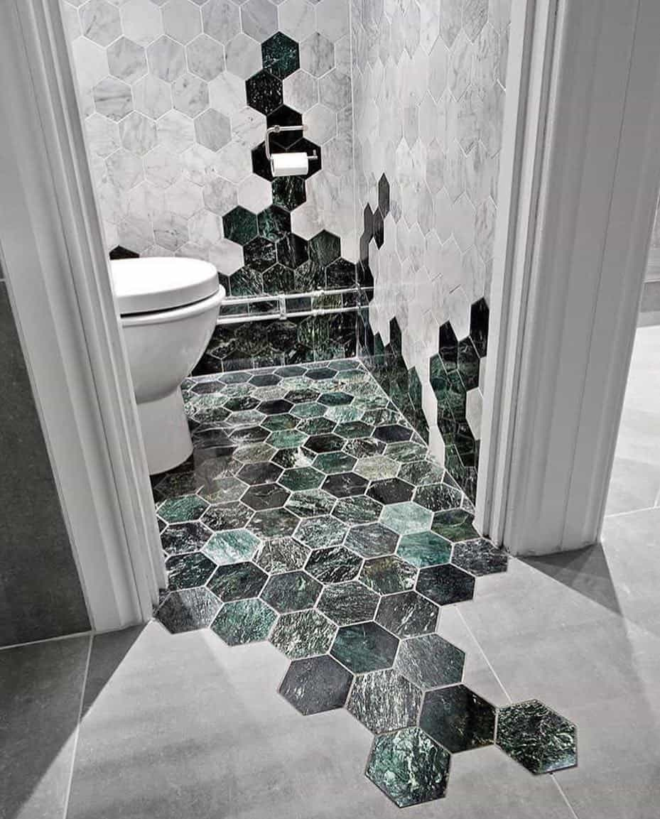 What Tiles Should You Have For Your Bathroom - Ceramic Tile for Bathroom Floor