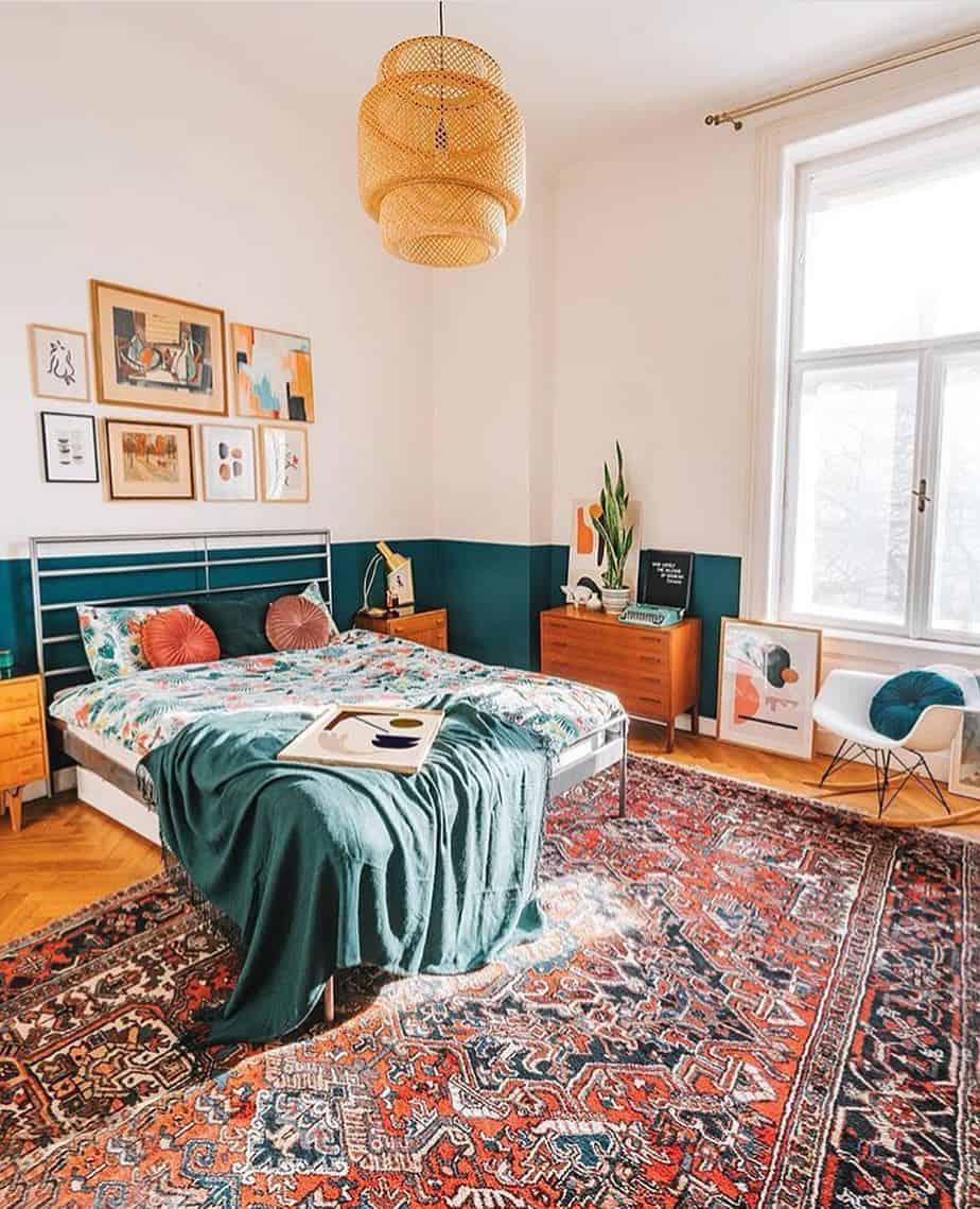 Bohemian Interior Design - Layers