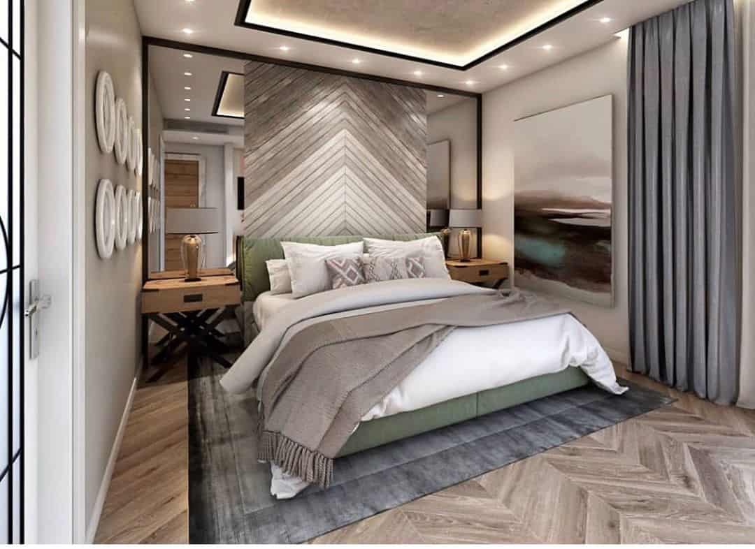 Remodeling Your Master Bedroom With Great Ideas - Create a Blanket Impression