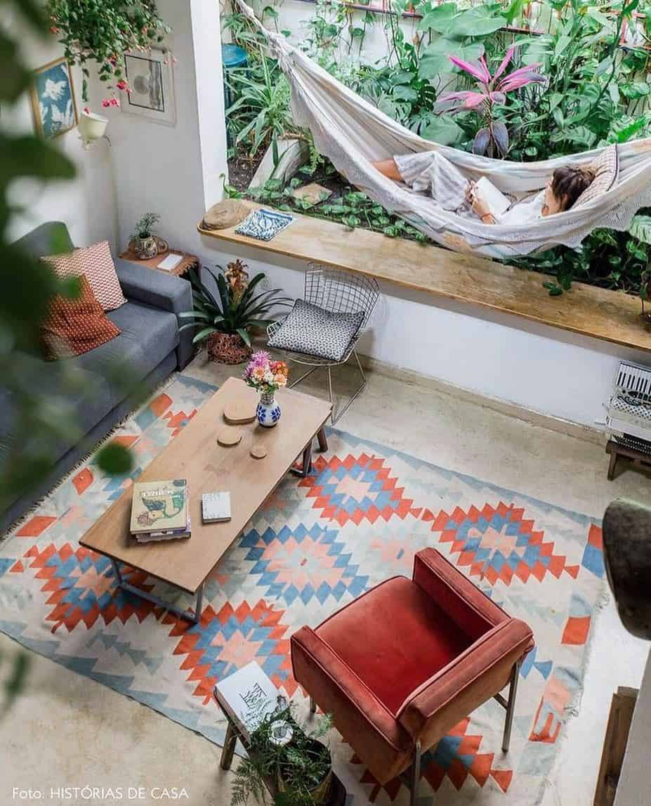 Bohemian Interior Design - Pattern