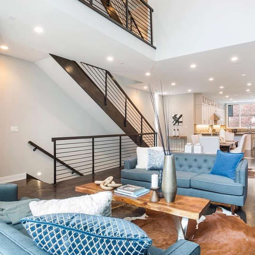 How To Make Your Living Room Look Bright - Artificial Lights