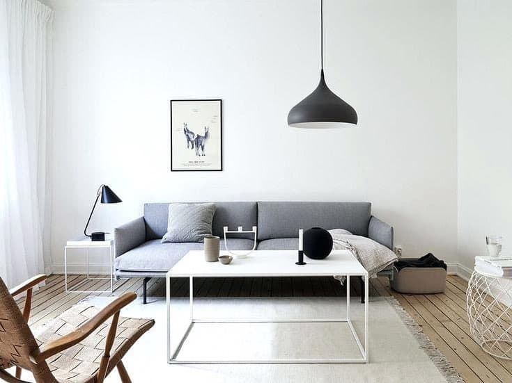Different Types of Interior Design Styles Explained - Minimalist