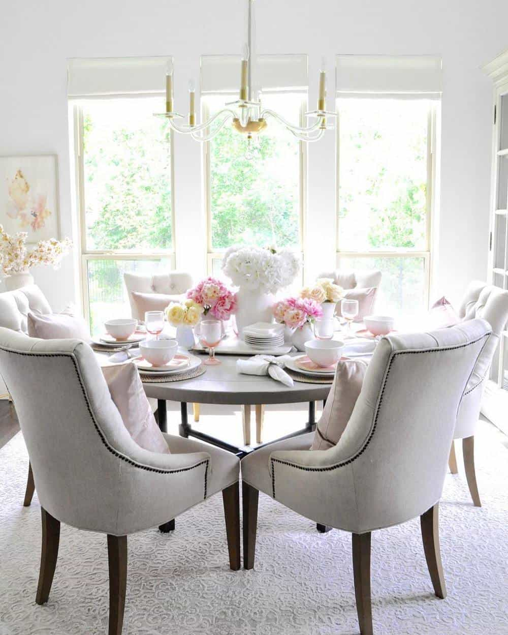 What Is Transitional Style - Dining Area