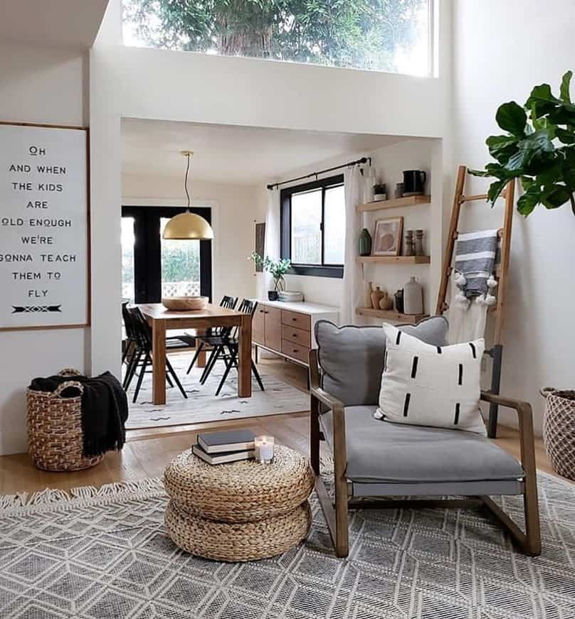scandinavian nordic interior design with furniture and architecture - Using the Right Furniture