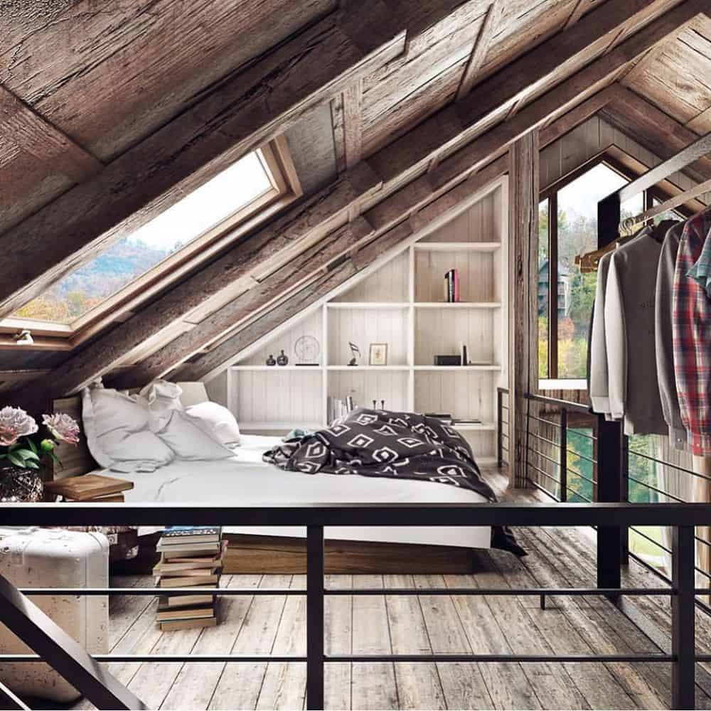 Remodeling Your Master Bedroom With Great Ideas - Wood Work