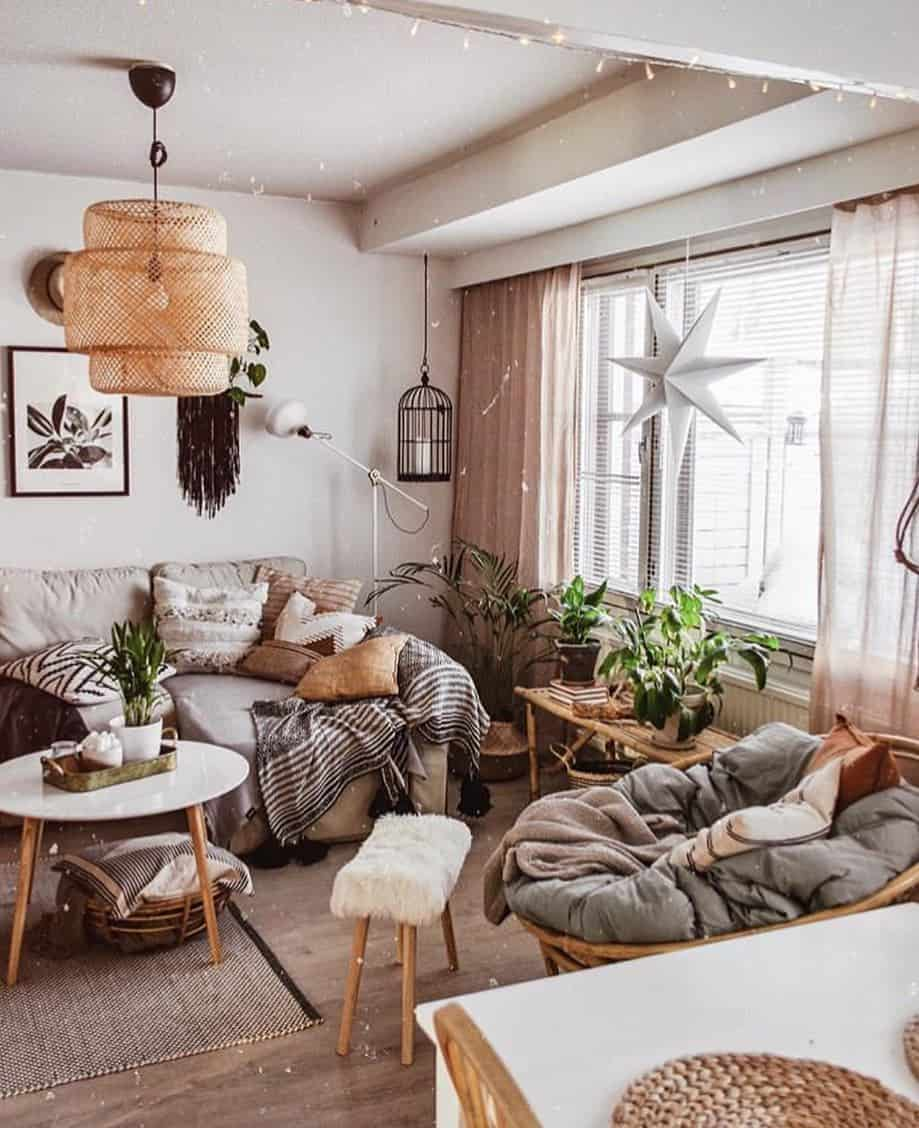 Bohemian Interior Design - Antiques Vintage items
