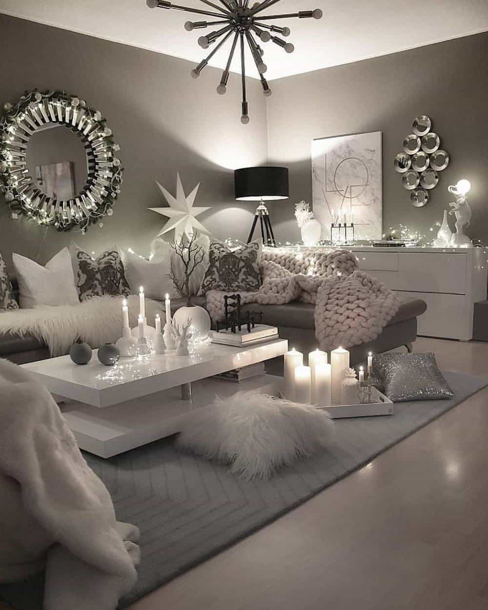 Decorate Your Living Room With These Inspiring Wall Ideas - living room area rugs