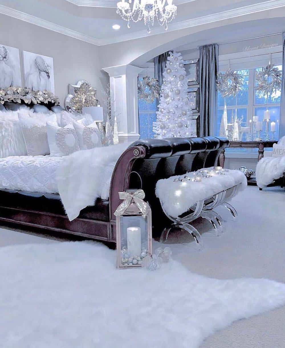 65 Amazing Small Bedroom Ideas to Create Space - Classy Style to Make Room Look Bigger