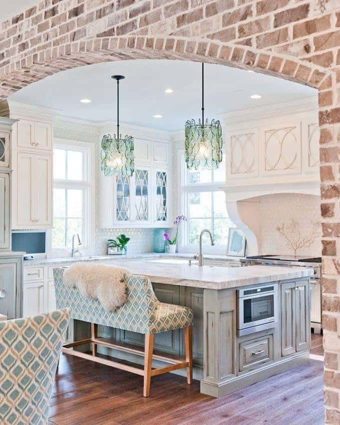 Best Ideas to Decorate Your Modern Country Kitchen - Choose the Correct Color