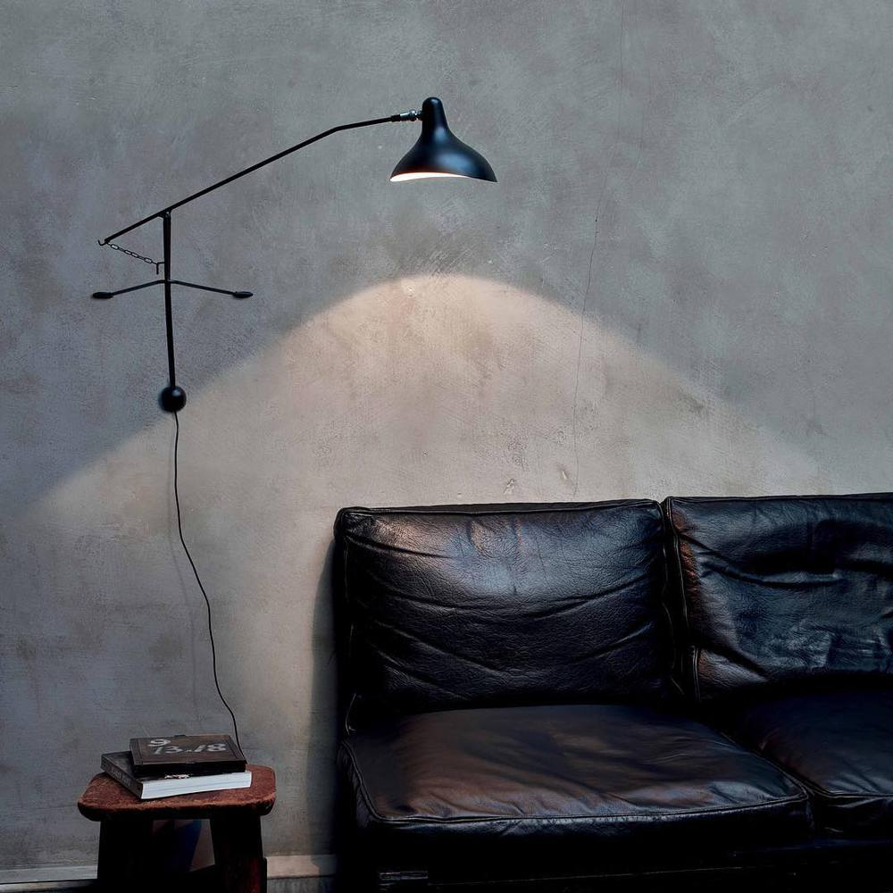 Decorate Your Living Room With These Inspiring Wall Ideas - Add Metal to the Room