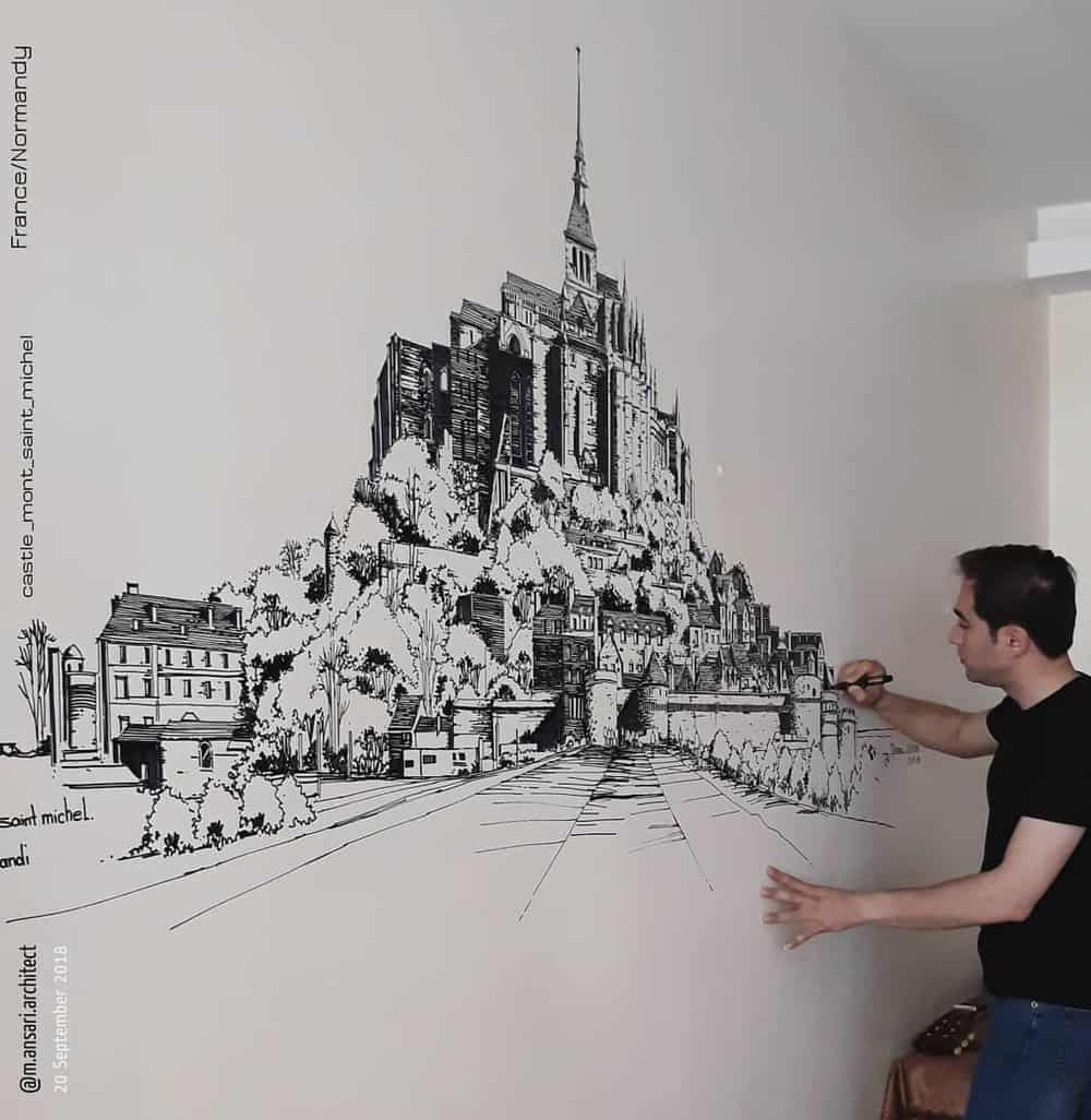 Decorate Your Living Room With These Inspiring Wall Ideas - Sketch the Wall