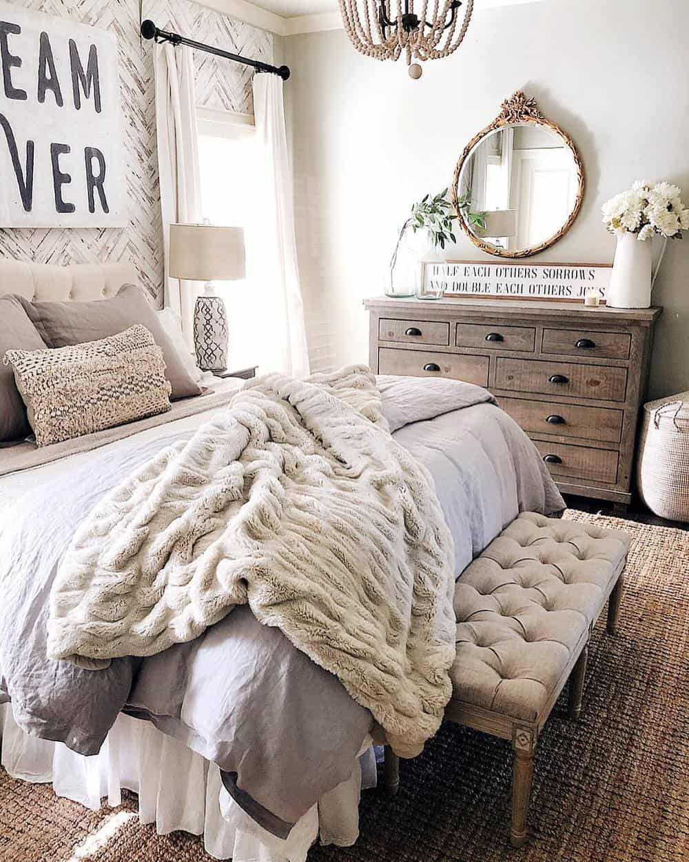 ... 65 Amazing Small Bedroom Ideas To Create Space   Bedroom Ideas For Small  Rooms